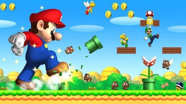 Una mano robótica capaz de jugar a Super Mario Bros