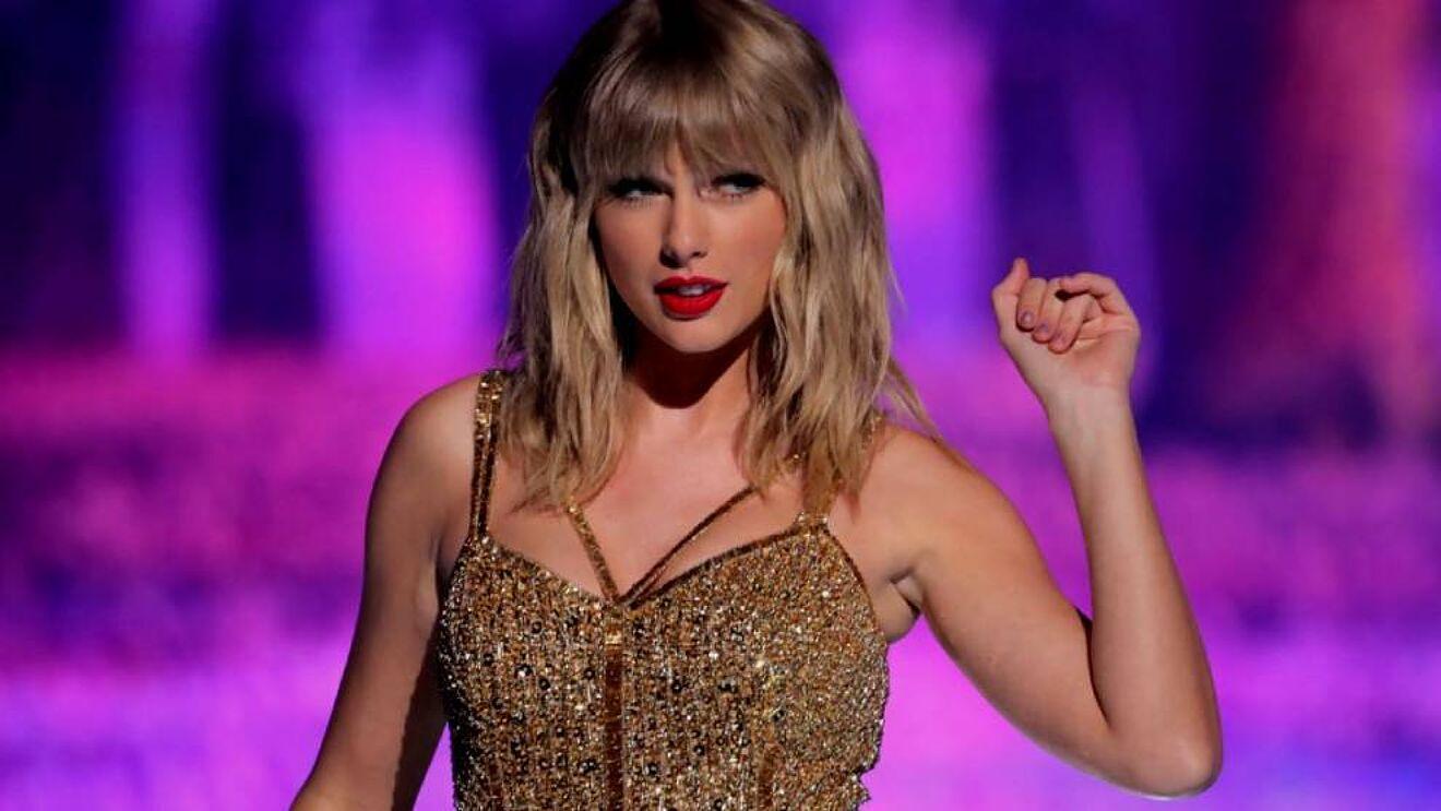 Taylor Swift apoya a Ed Sheeran